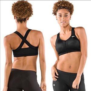 Under Armour Intimates & Sleepwear - Under Armour black Sports Bra